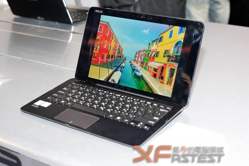 華碩Transformer Book與ZenBook四款新機開賣