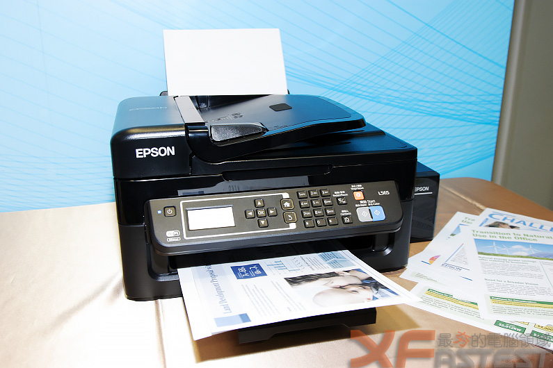 Epson連續供墨機種表現佳再推五款新機擴大占有率