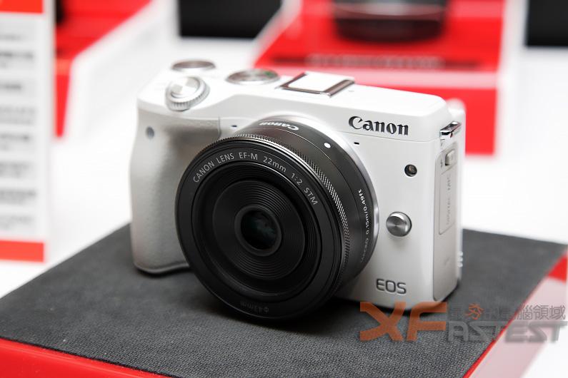 畫素與對焦速度大幅提升的Canon EOS M3